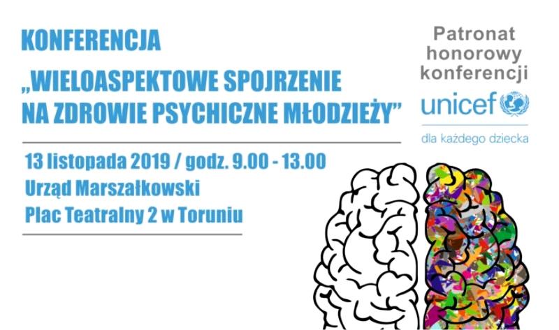 Zdrowie psychiczne dzieci i młodzieży – konferencja naukowa w Toruniu