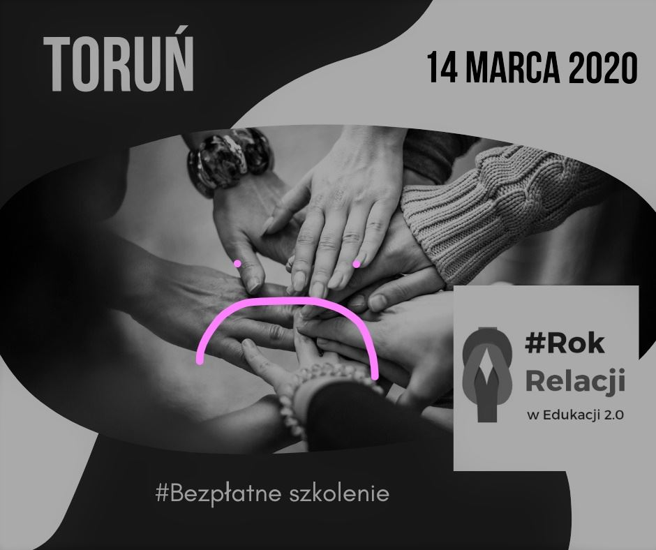 Rok Relacji 2020 w Toruniu - konferencja odwołana