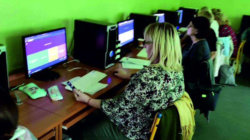 Szkolne laboratorium umiejętności z KPCEN w Toruniu